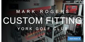 Fitting at The York Golf Club