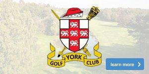 The York Golf Club