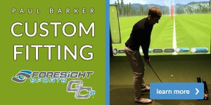 Custom fitting at The Worcestershire