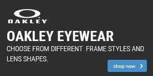 Look great with Oakley