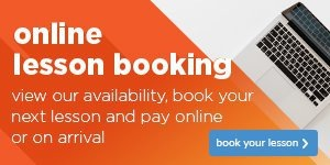 Test site - Lesson Booking