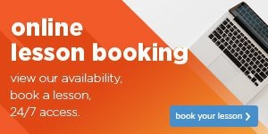 Online Lesson Bookings 24/7