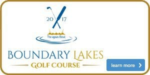 Boundary Lakes Golf Course