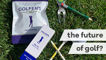 Golfer's CBD: Beginner's Guide