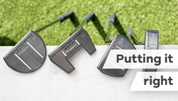 Putters: what's in your bag?