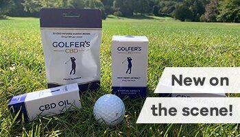 Have you tried Golfer's CBD?
