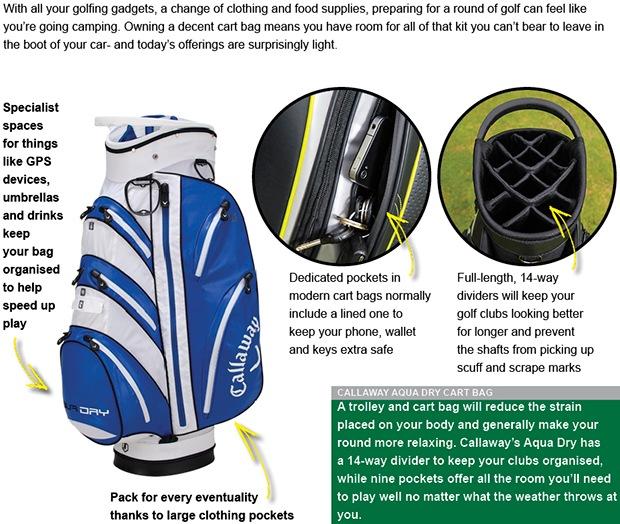 Callaway golf bags