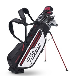 Titleist Players 4 Plus StaDry Stand Bag (2019) | Gavin Lunny | Naas