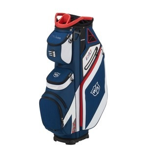 Wilson Staff EXO Cart Bag   Ian Gelsthorpe   Ruddington Grange Golf Club 177dc71284
