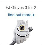 FootJoy Gloves 3 For 2 - Loyalty Rewarded