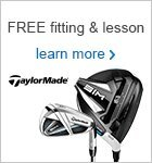 CES TaylorMade - FREE Fitting & Free Lesson