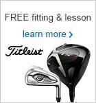 CES Titleist - FREE Fitting & Free Lesson