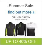 Galvin Green Summer Sale - Black Lime