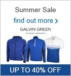 Galvin Green Summer Sale - Surf Blue