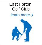 Welcome to East Horton GC