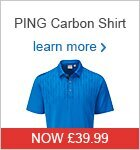 PING Snorkel Blue Carbon Shirt