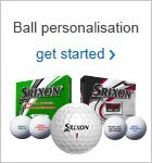 Srixon Christmas Ball Personalisation from £20.99