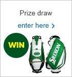 Srixon Limited Edition Bag Prize Draw