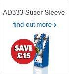 Srixon AD333 Super Sleeve