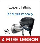Expert Fitting & Free Lesson with Wilson Clubs