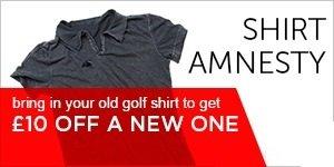 Shirt amnesty