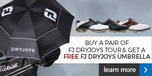 FREE FJ brolly offer