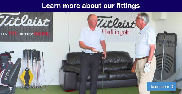 Bill Tye Fittings at Eaton G.C.