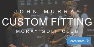 Custom Fitting Moray GC