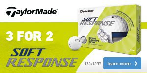 TaylorMade 3 For 2 Soft Response