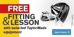 Complete Equipment Solution - TaylorMade