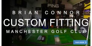 Brian Connor Custom Fitting