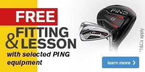 CES PING - FREE Fitting & Free Lesson