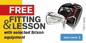 CES Srixon - FREE Fitting & Free Lesson