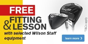 CES Wilson Staff - FREE Fitting & Free Lesson