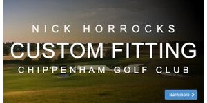 Nick Horrocks Custom Fitting