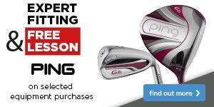 Expert Fitting & Free Lesson with PING Clubs