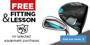 Free Fitting & Free Lesson with Wilson Clubs