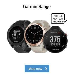 Shop the Garmin Range