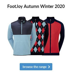 FootJoy Autumn Winter Clothing Collection