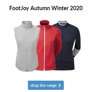FootJoy Women's Autumn Winter Clothing Collection