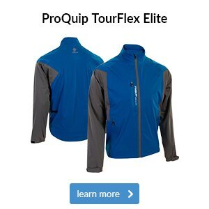 ProQuip TourFlex Elite Waterproofs