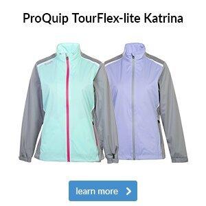 ProQuip TourFlex-lite Katrina Waterproof Jacket