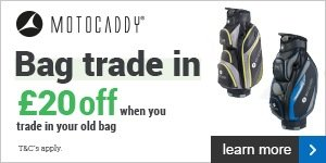 Motocaddy Bag Trade In
