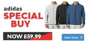 Adidas Primaloft Jackets