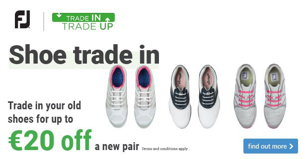 FJ Shoe Trade In - Ladies