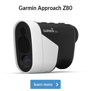 Garmin Approach Z80 Laser