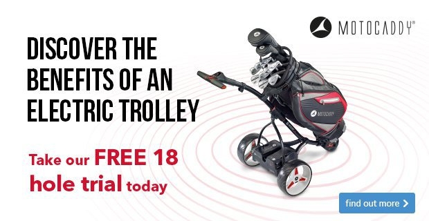 Motocaddy Free 18 hole trial