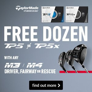 TaylorMade Summer Promo