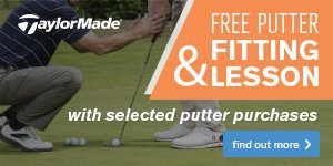 Complete Putting Solution - TaylorMade
