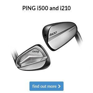 Ping i210/i500 Irons